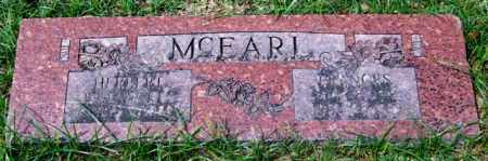 MCEARL, FRANCES - Garland County, Arkansas | FRANCES MCEARL - Arkansas Gravestone Photos