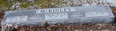 MCKINLEY, CORDELL JAMES - Garland County, Arkansas | CORDELL JAMES MCKINLEY - Arkansas Gravestone Photos