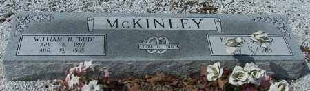 "MCKINLEY, WILLIAM H. ""BUD"" - Garland County, Arkansas 