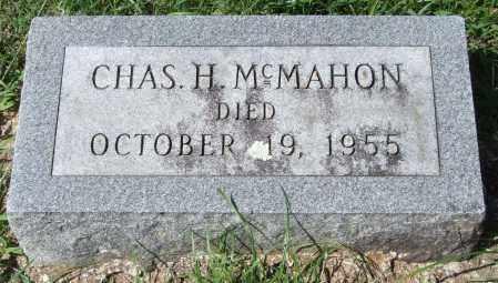 MCMAHON, CHARLES H. - Garland County, Arkansas | CHARLES H. MCMAHON - Arkansas Gravestone Photos