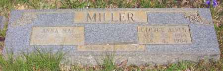 MILLER, ANNA MAE - Garland County, Arkansas | ANNA MAE MILLER - Arkansas Gravestone Photos