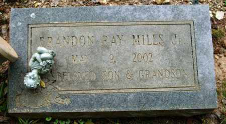 MILLS, JR., BRANDON RAY - Garland County, Arkansas | BRANDON RAY MILLS, JR. - Arkansas Gravestone Photos