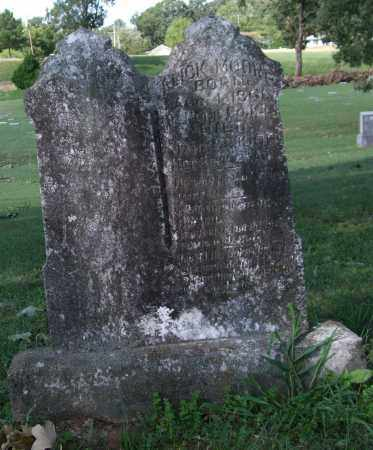 MOORE, ALICK - Garland County, Arkansas   ALICK MOORE - Arkansas Gravestone Photos