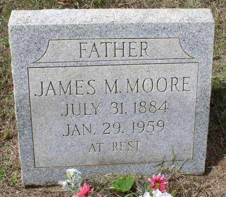 MOORE, JAMES MONROE - Garland County, Arkansas | JAMES MONROE MOORE - Arkansas Gravestone Photos