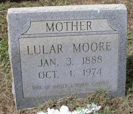 GARNER MOORE, LULAR - Garland County, Arkansas | LULAR GARNER MOORE - Arkansas Gravestone Photos