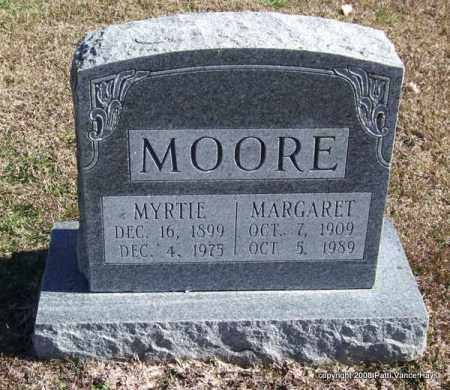 MOORE, MYRTIE - Garland County, Arkansas | MYRTIE MOORE - Arkansas Gravestone Photos