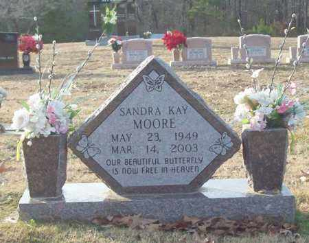 MOORE, SANDRA KAY - Garland County, Arkansas | SANDRA KAY MOORE - Arkansas Gravestone Photos