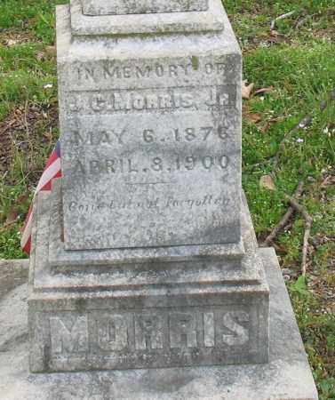 MORRIS, JR., J. C. (CLOSE UP) - Garland County, Arkansas | J. C. (CLOSE UP) MORRIS, JR. - Arkansas Gravestone Photos