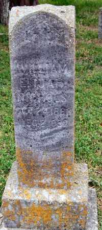 NICHOLS, WILLIAM ELIJAH - Garland County, Arkansas | WILLIAM ELIJAH NICHOLS - Arkansas Gravestone Photos