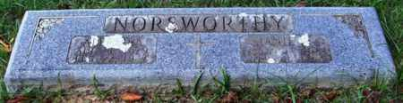 NORSWORTHY, ALFRED A. - Garland County, Arkansas | ALFRED A. NORSWORTHY - Arkansas Gravestone Photos