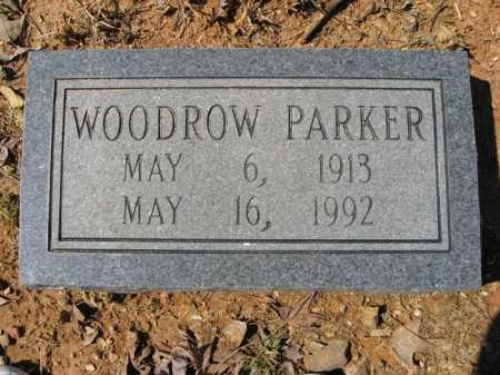 PARKER, WOODROW - Garland County, Arkansas | WOODROW PARKER - Arkansas Gravestone Photos