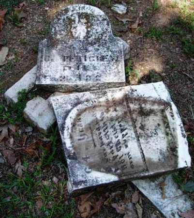PETIGREW, GEORGE - Garland County, Arkansas | GEORGE PETIGREW - Arkansas Gravestone Photos
