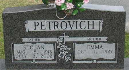 PETROVICH, STOJAN - Garland County, Arkansas | STOJAN PETROVICH - Arkansas Gravestone Photos
