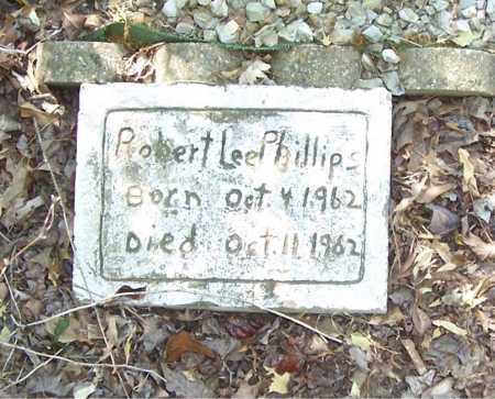 PHILLIPS, ROBERT LEE - Garland County, Arkansas | ROBERT LEE PHILLIPS - Arkansas Gravestone Photos