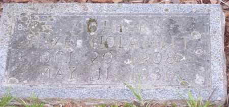 PILET, HAZEL VIOLA - Garland County, Arkansas | HAZEL VIOLA PILET - Arkansas Gravestone Photos