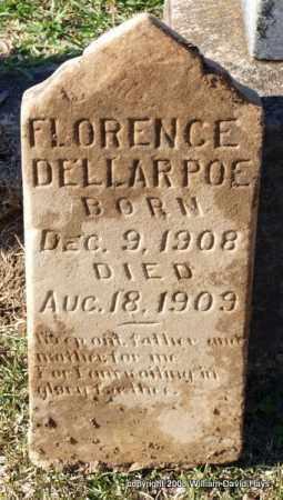POE, FLORENCE DELLAR - Garland County, Arkansas | FLORENCE DELLAR POE - Arkansas Gravestone Photos