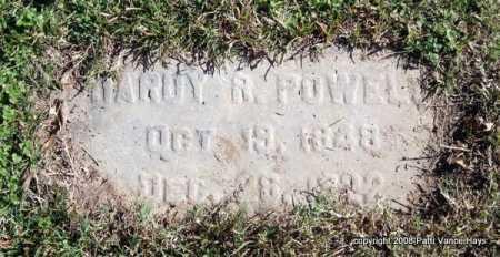 POWELL, HARDY R. - Garland County, Arkansas | HARDY R. POWELL - Arkansas Gravestone Photos