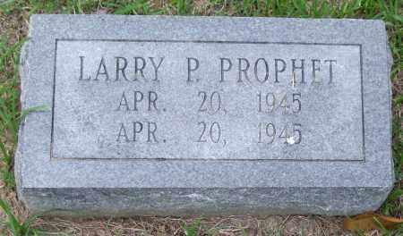PROPHET, LARRY P. - Garland County, Arkansas | LARRY P. PROPHET - Arkansas Gravestone Photos