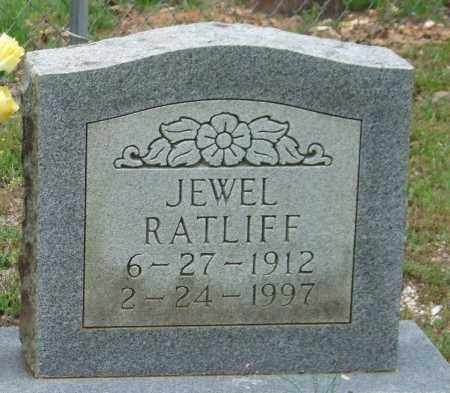 FORD RATLIFF, JEWEL (CLOSE UP) - Garland County, Arkansas | JEWEL (CLOSE UP) FORD RATLIFF - Arkansas Gravestone Photos