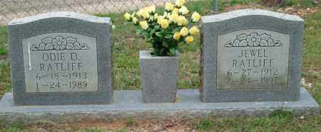 RATLIFF, ODIE D. - Garland County, Arkansas | ODIE D. RATLIFF - Arkansas Gravestone Photos