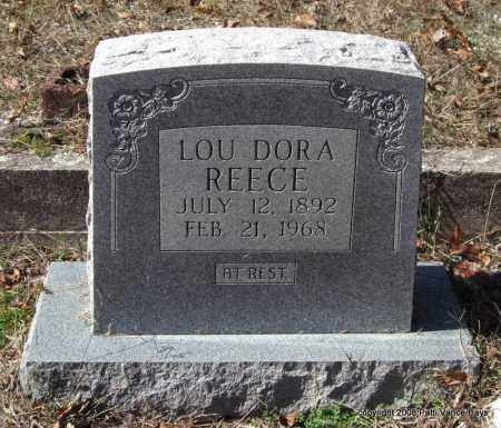 REECE, LOU DORA - Garland County, Arkansas | LOU DORA REECE - Arkansas Gravestone Photos