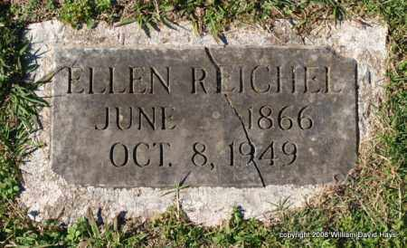 REICHEL, ELLEN - Garland County, Arkansas | ELLEN REICHEL - Arkansas Gravestone Photos