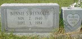 REYNOLDS, BONNIE S. - Garland County, Arkansas | BONNIE S. REYNOLDS - Arkansas Gravestone Photos