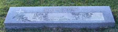 RIDGEWAY, CHARLOTTE M. - Garland County, Arkansas | CHARLOTTE M. RIDGEWAY - Arkansas Gravestone Photos