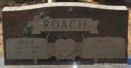 ROACH, DELMAR - Garland County, Arkansas | DELMAR ROACH - Arkansas Gravestone Photos