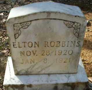 ROBBINS, ELTON - Garland County, Arkansas | ELTON ROBBINS - Arkansas Gravestone Photos