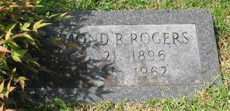 ROGERS, RAYMOND D. - Garland County, Arkansas | RAYMOND D. ROGERS - Arkansas Gravestone Photos