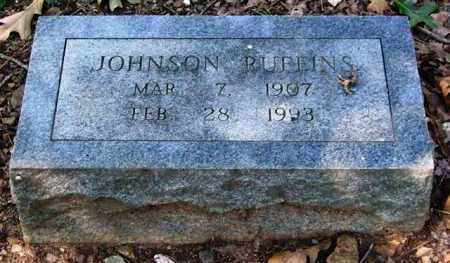 RUFFINS, JOHNSON - Garland County, Arkansas | JOHNSON RUFFINS - Arkansas Gravestone Photos