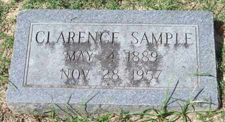 SAMPLE, CLARENCE - Garland County, Arkansas | CLARENCE SAMPLE - Arkansas Gravestone Photos