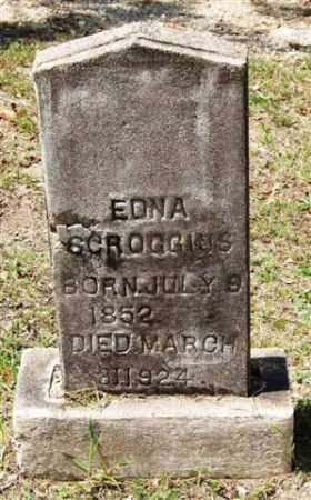 SCROGGINS, EDNA - Garland County, Arkansas | EDNA SCROGGINS - Arkansas Gravestone Photos