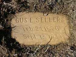 SELLERS, GUS E. - Garland County, Arkansas | GUS E. SELLERS - Arkansas Gravestone Photos