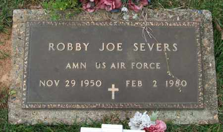 SEVERS (VETERAN), ROBBY JOE - Garland County, Arkansas | ROBBY JOE SEVERS (VETERAN) - Arkansas Gravestone Photos