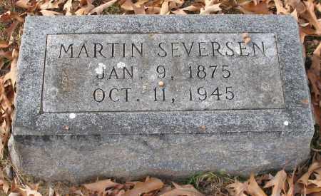 SEVERSEN, G. MARTIN - Garland County, Arkansas | G. MARTIN SEVERSEN - Arkansas Gravestone Photos