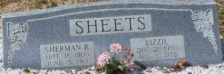 SHEETS, SHERMAN R. - Garland County, Arkansas | SHERMAN R. SHEETS - Arkansas Gravestone Photos
