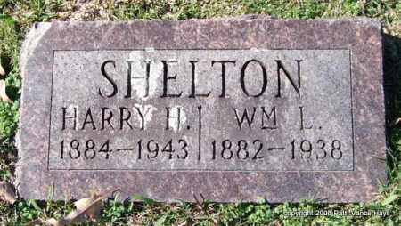 SHELTON, WILLIAM L. - Garland County, Arkansas | WILLIAM L. SHELTON - Arkansas Gravestone Photos