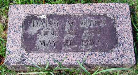 SHICK, DAISY M. - Garland County, Arkansas | DAISY M. SHICK - Arkansas Gravestone Photos