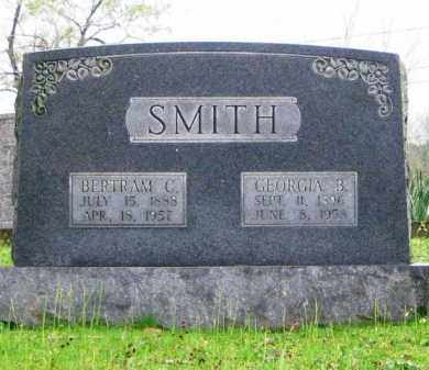 SMITH, BERTRAM C - Garland County, Arkansas | BERTRAM C SMITH - Arkansas Gravestone Photos
