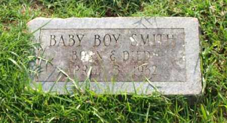 SMITH, BABY BOY - Garland County, Arkansas | BABY BOY SMITH - Arkansas Gravestone Photos
