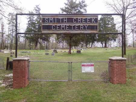 *SMITH CREEK CEMETERY, ENTRANCE & DIRECTIONS - Garland County, Arkansas | ENTRANCE & DIRECTIONS *SMITH CREEK CEMETERY - Arkansas Gravestone Photos