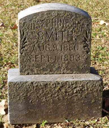 SMITH, JOSEPHINE - Garland County, Arkansas | JOSEPHINE SMITH - Arkansas Gravestone Photos
