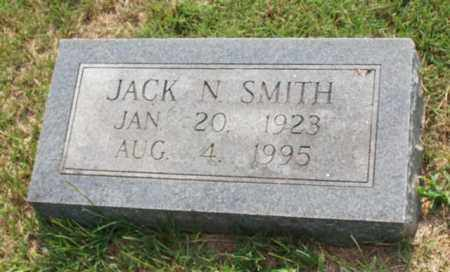 SMITH, JACK N. - Garland County, Arkansas | JACK N. SMITH - Arkansas Gravestone Photos