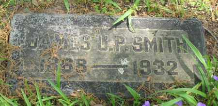 SMITH, JAMES U. P. - Garland County, Arkansas | JAMES U. P. SMITH - Arkansas Gravestone Photos