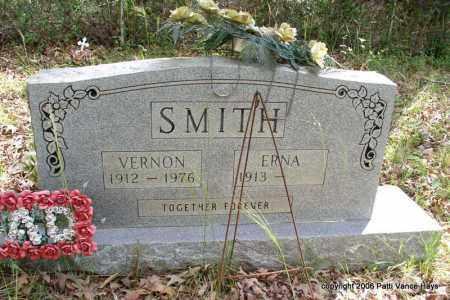SMITH, JOHN VERNON - Garland County, Arkansas | JOHN VERNON SMITH - Arkansas Gravestone Photos