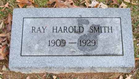 SMITH, RAY HAROLD - Garland County, Arkansas | RAY HAROLD SMITH - Arkansas Gravestone Photos