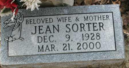 SORTER, JEAN - Garland County, Arkansas | JEAN SORTER - Arkansas Gravestone Photos