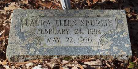 SPURLIN, LAURA ELLEN - Garland County, Arkansas | LAURA ELLEN SPURLIN - Arkansas Gravestone Photos